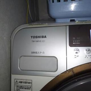 乾燥中EH8エラー出ちゃうTOSHIBA洗濯機TW-180VEなおします