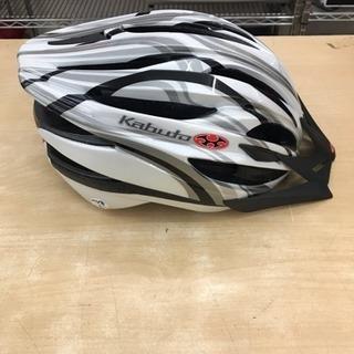 美品 自転車用ヘルメット KABUTO LEFF M/Lサイズ - 自転車