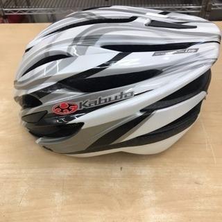美品 自転車用ヘルメット KABUTO LEFF M/Lサイズ - 売ります・あげます