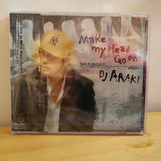 DJ ARAKIのCD【未開封】