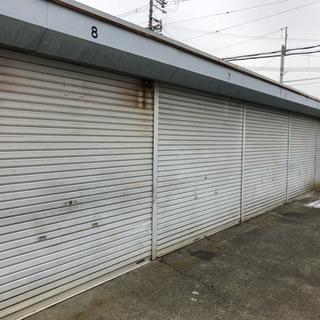 貸しガレージ 堺市南区豊田