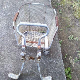自転車 チャイルドシート 前用 無料