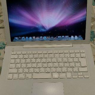 白Macbookジャンク2