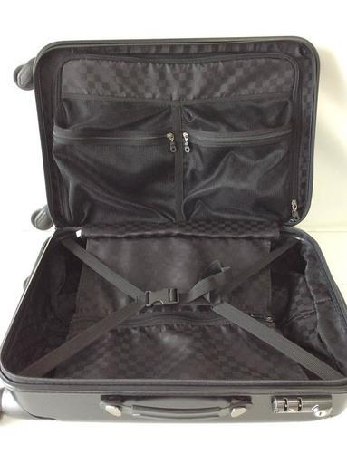 a9fc536a6401 CARGO カーゴ スーツケース キャリーバッグ 軽量 中サイズ 旅行鞄 ビジネスバッグ 中古品 -