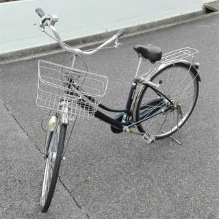 【購入時4万5千円:シティサイクル】Panasonicステンレス...