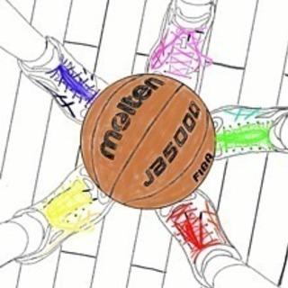 バスケやりたい人募集しています!