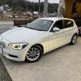 BMW116i ワンオーナー車、メンテナンス済み、格安!!スタット...