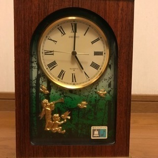 レトロ調 置き時計