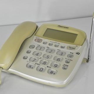 パイオニア 電話機♡♡