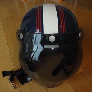 ライダー用ヘルメット