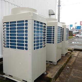 業務用エアコンの取付工事は、地元元請け業者 5年保証の、当方へ・...