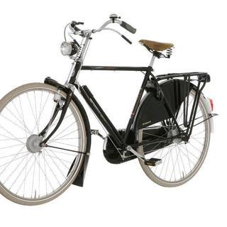 【倉庫保管新品】オランダの実用自転車 完成車