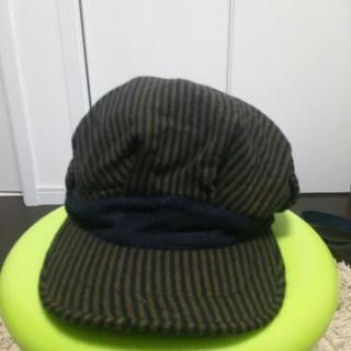 【家着のアイテムに】レディース キャップ帽