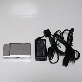 FinePix Z5fd シルバー 630万画素デジカメ