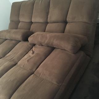 13段階リクライニングソファー