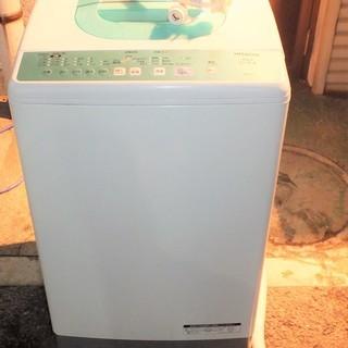 ☆日立 HITACHI NW-Z77 7.0kg 全自動電気洗濯...