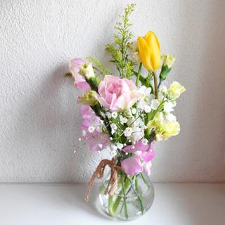花瓶付フレグランスブーケ