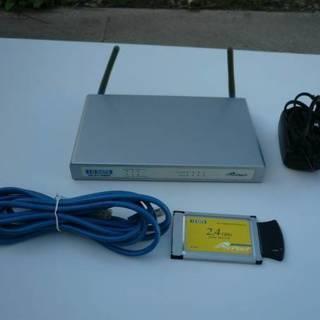 WN-B11/BBRH-S2 IOデータ 無線LAN ルータ