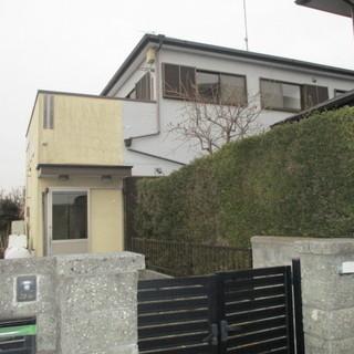 つくばみらい市谷井田、住宅街の中にある1階店舗のおもしろい物件です。