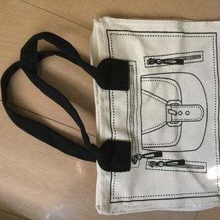 新品 ベージュのバッグ