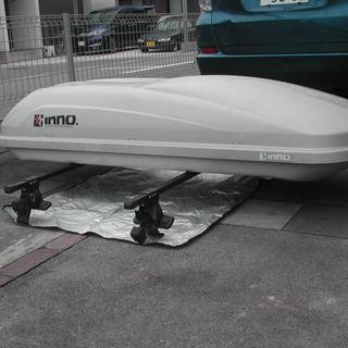 値下げ・売り切り ルーフボックス INNO BR764(340L)...