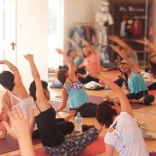 Morning Yoga★2019年2月スタート