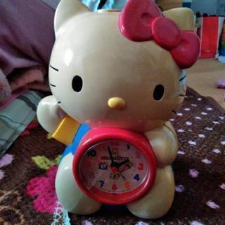 キテイのおしゃべり目覚まし時計