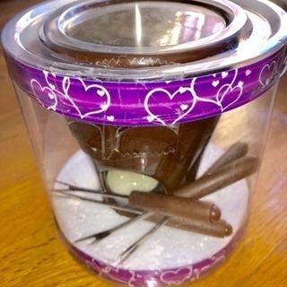 チョコレートフォンデュ カラーアソート