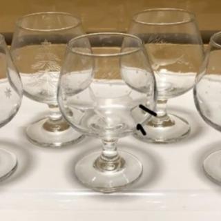 ワイングラスセット5こ