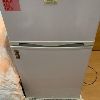 冷蔵庫 2ドア 96L