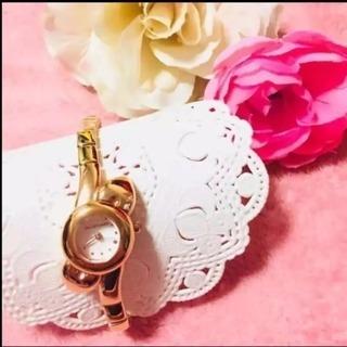 (未使用、保管品)ジルスチュアート ブレス腕時計❤️希少、レア