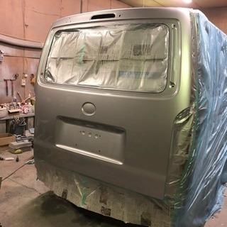 自動車板金塗装依頼受け付けします