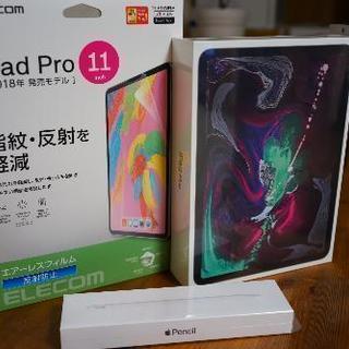 iPad pro 11インチ256GB & apple penc...