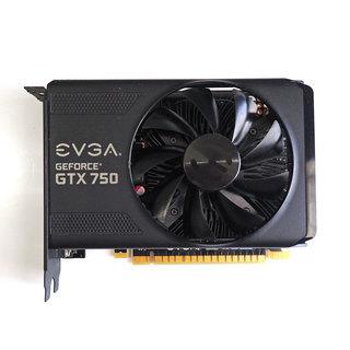 GeForce GTX 750 グラフィックボード、500GB ハ...