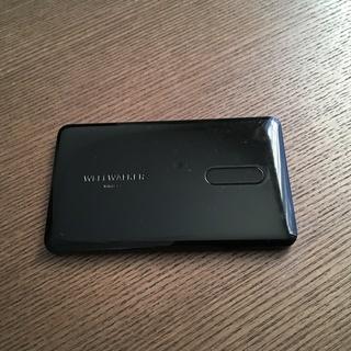 UQ WiMAX Wi-Fi WALKER WiMAX 2+ N...