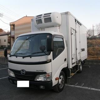 H22 日野 デュトロ 2トン積み冷蔵冷凍車 2室式 車検2年1...