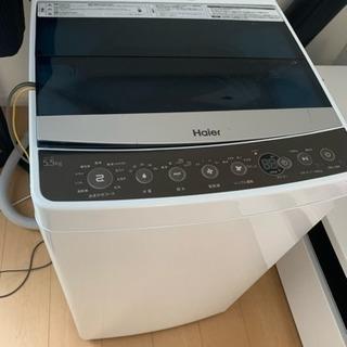 使用期間一年未満の洗濯機
