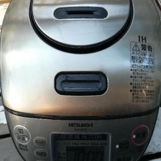 炊飯器 三菱 圧力IH