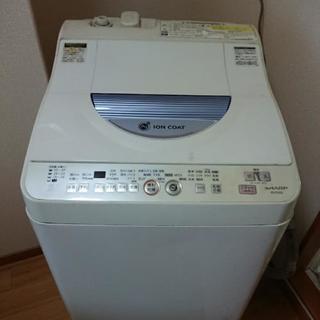 SHARP全自動洗濯機 5.5