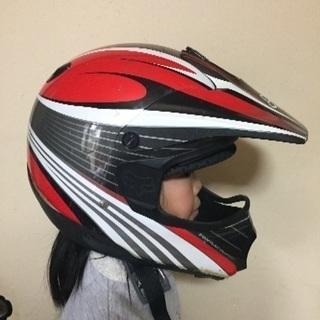 オフロード用ヘルメット Sサイズ