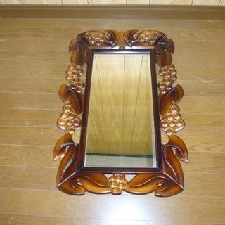 壁掛け鏡  縦70cm