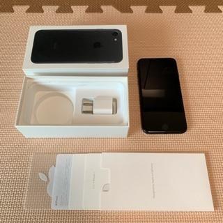 iPhone7 32GB ブラック au