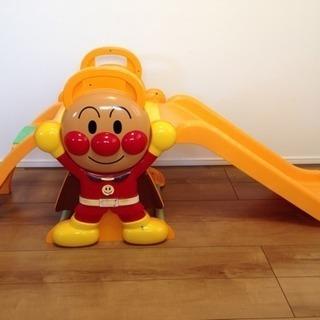 アンパンマンの滑り台
