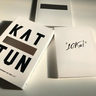 KAT-TUN 10TH ANNIVERSARY LIVE TO...