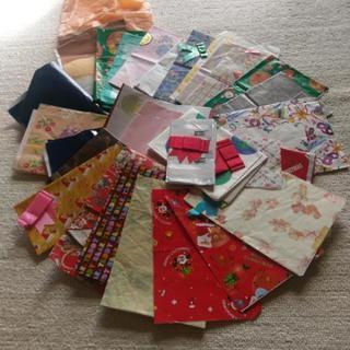 (無料)包装紙色々