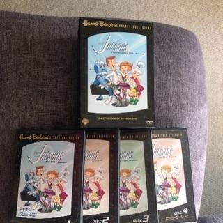 【中古】DVD 宇宙家族ジェットソン コレクターズボックス 4枚
