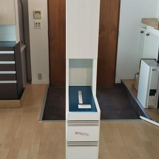 ステンレス天板すき間収納庫W200(未使用品)格安