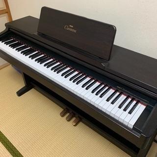 電子ピアノ YAMAHAクラビノーバ CLP-133 88鍵
