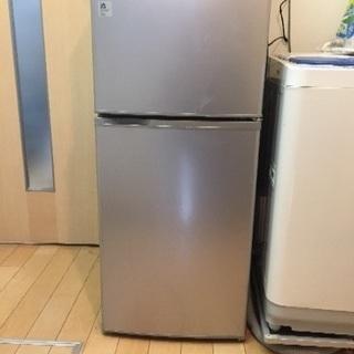 2ドア冷蔵庫  (単身者用)