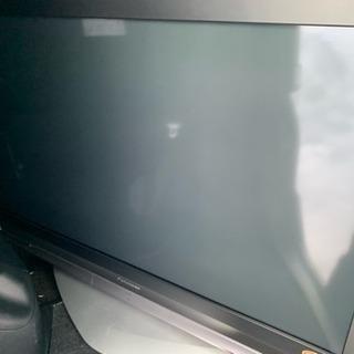 Panasonicプラズマテレビ50インチ2007製